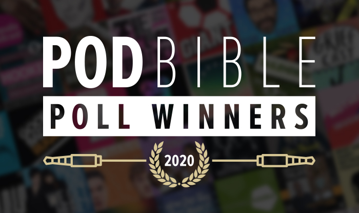 pod bible poll winners 2020