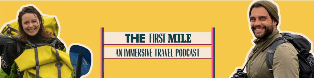 The First Mile with Pip Stewart and Ash Bhardwaj