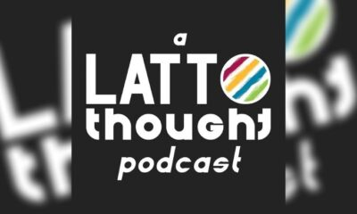 A Latto Thought podcast review cover art