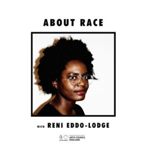 About Race with reni Eddo-Lodge cover art