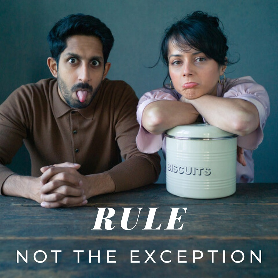 Rule not the exception podcast cover art