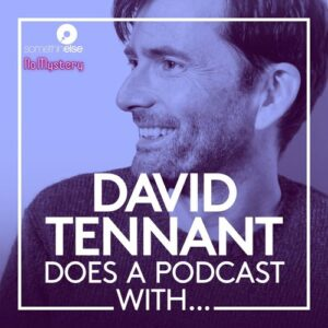 David Tennant does a podcast with
