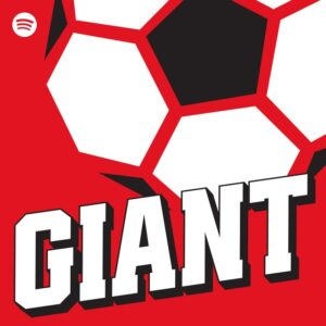 GIANT podcast on Spotify cover art