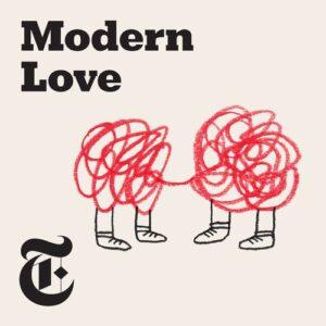 Modern love podcast cover art
