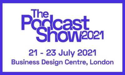 Podcast Show 2021 Press Release cover art