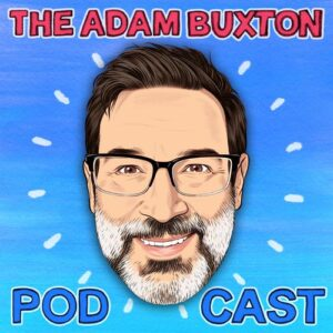 Adam Buxton Podcast cover art