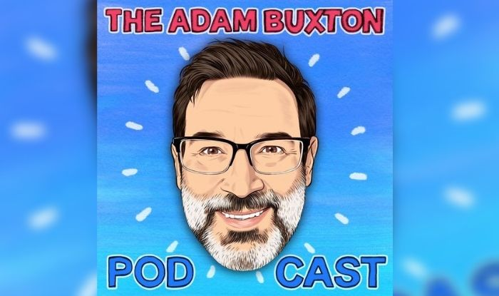 Adam Buxton cover art