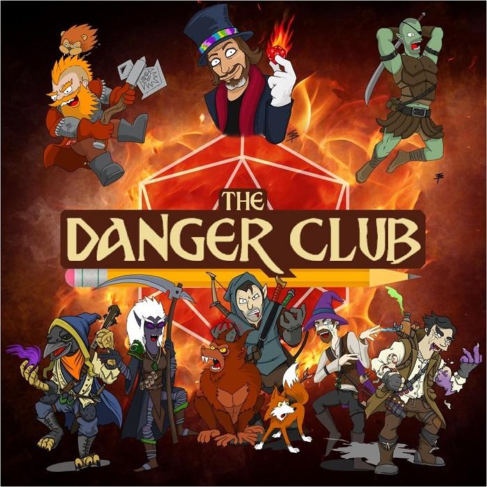 The Danger Club cover art