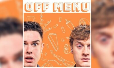 Off MEnu cover art