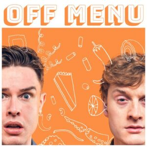 Off Menu podcast art