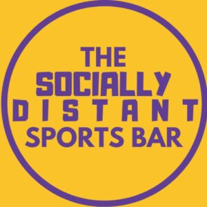 Socially Distant Sports Bar