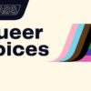 Acast Queer Voices news cover art