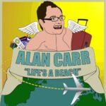Alan Carr Life's a beach