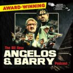 Angelos and Barry podcast