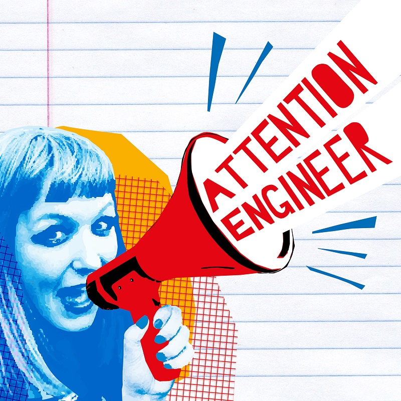 Attention Engineer-podcast art