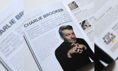 Charlie Brooker podcast prophet