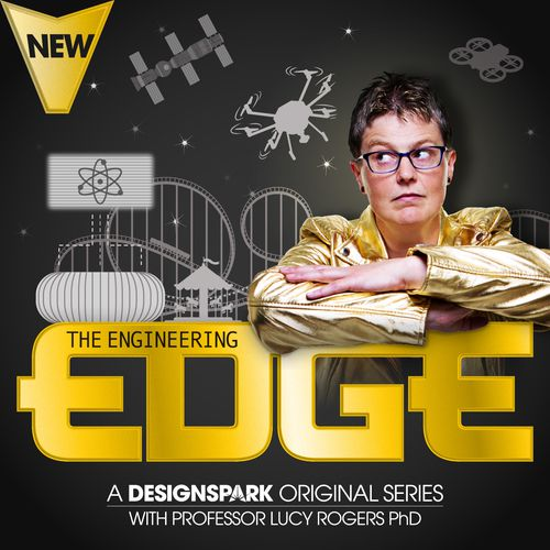 Engineering Edge podcast art