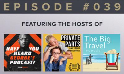 Episode 039 Pod bible podcast back-catalogue