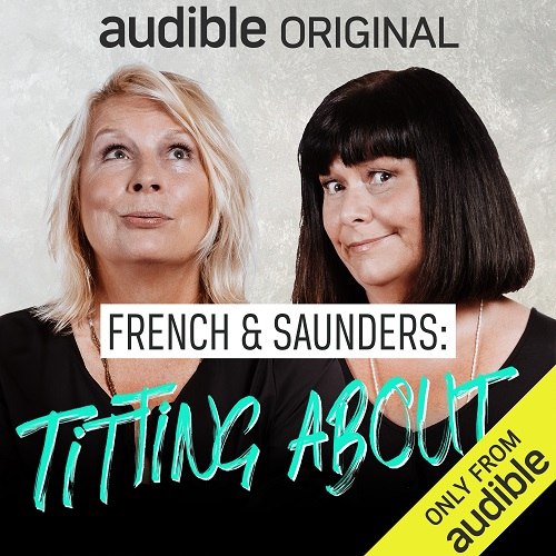 French and Saunders Titting About cover art