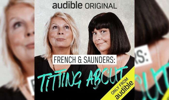 French and Saunders cover art