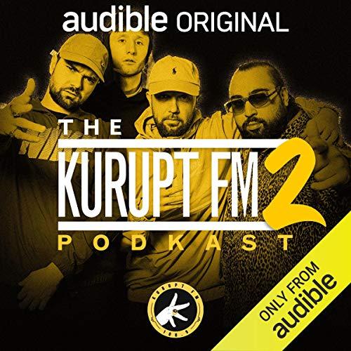Kurupt FM podcast art