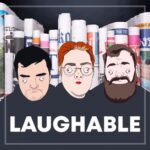 Laughable podcast art