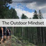 Outdoor Mindset cover art