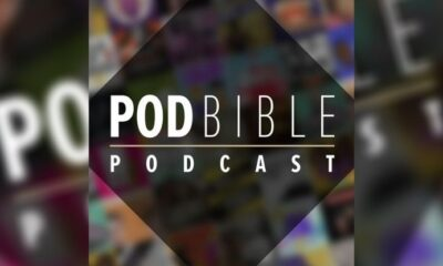 Pod Bible podcast Cover Art