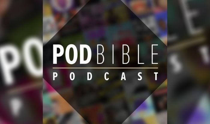 Pod Bible podcast Cover Art