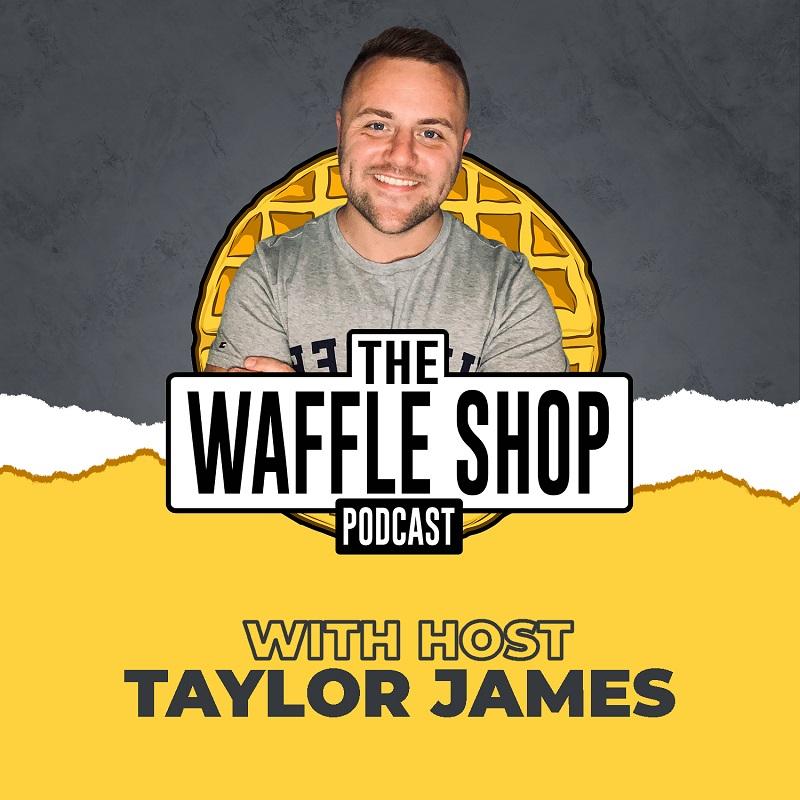 The Waffle Shop podcast art