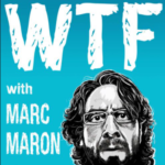 WTF with Marc Marron podcast art