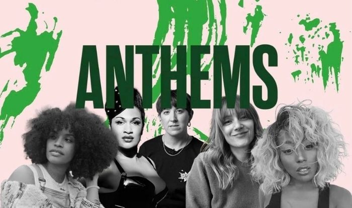 Anthems podcast cover