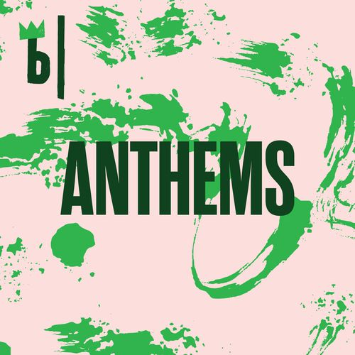 Anthems podcast art