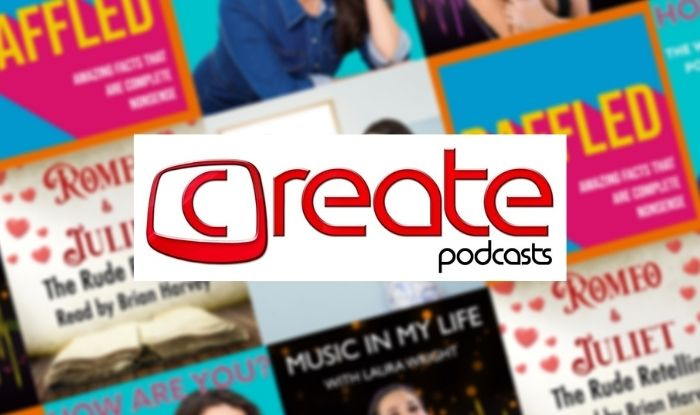 Create Productions Cover art
