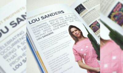 Lou Sanders podcasts