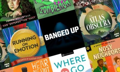 Podcasts to listen to in April