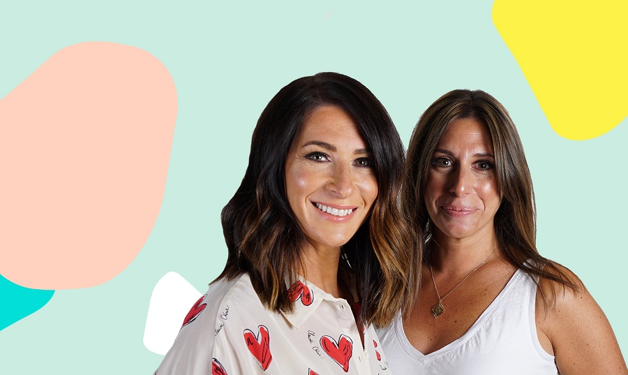 Lauren and Nicole from The Self-Care Club podcast