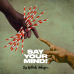 Say Your Mind cover art
