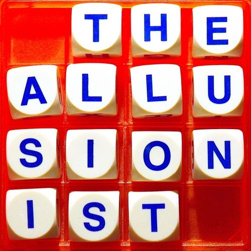 The Allusionist cover art