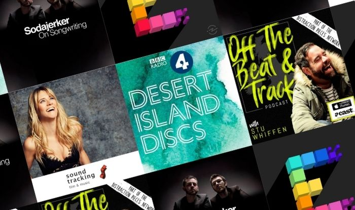 Top music podcasts