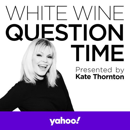 White Wine Question Time podcast art