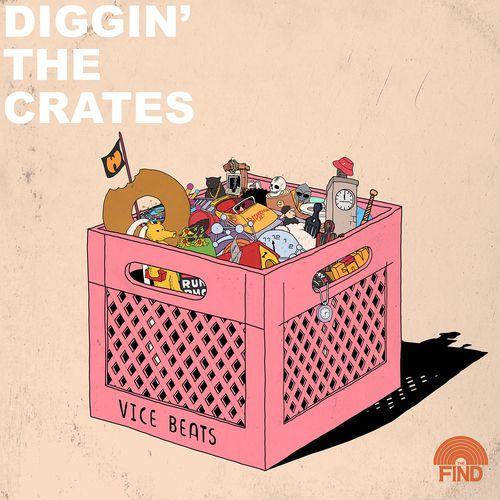 Diggin the crates podcast art