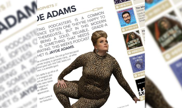Jayde Adams Podcast Prophet cover