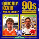 Quickly Kevin, Will He Score?