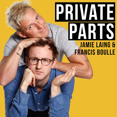 Private Parts podcast art