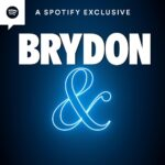 Brydon & podcast art