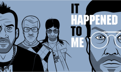 Michael Spicer's it happened to me