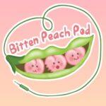 Bitten Peach Pod