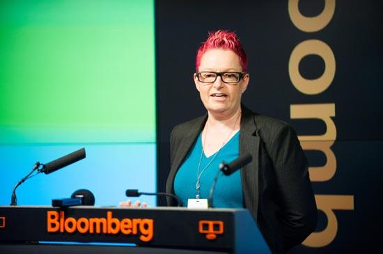 Target Jobs at Bloomberg London HQ Nov 2012
