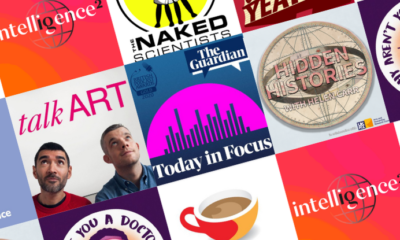 10 clever podcasts